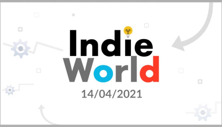 There's a Nintendo Indie World showcase today at 6 pm