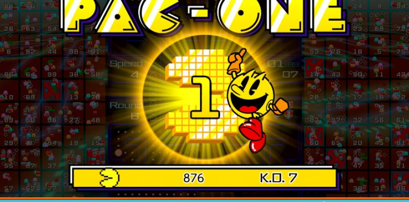 Nintendo reveals PAC-MAN 99 – their new Switch online retro battle royale