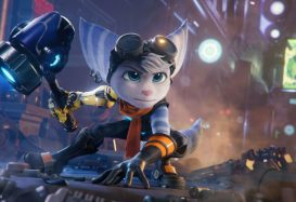 Tomorrow's Ratchet & Clank State of Play will show off more of the game… and more Rivet!