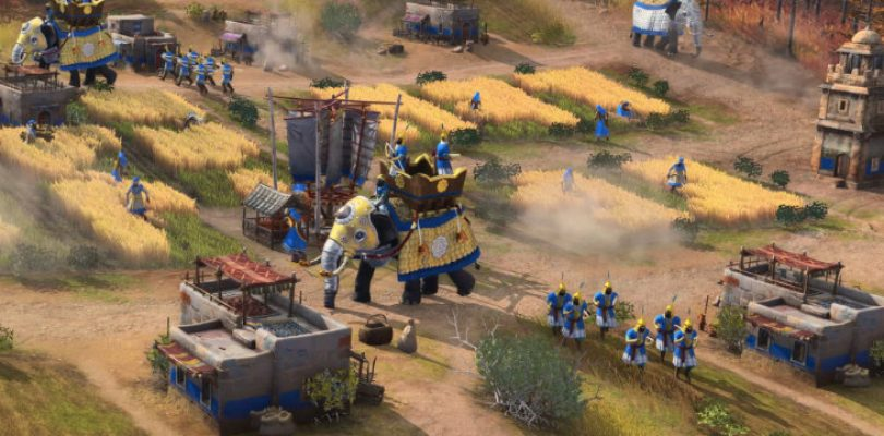 Age of Empires 4 aims to release this year, shows off in-engine gameplay
