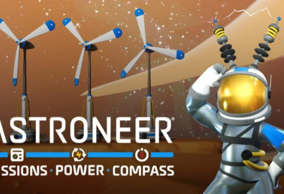 Astroneer's latest update adds a sense of direction to the game