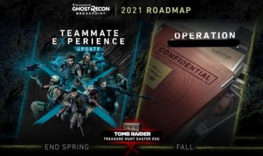 Ghost Recon Breakpoint's first 'major title update' is around the corner