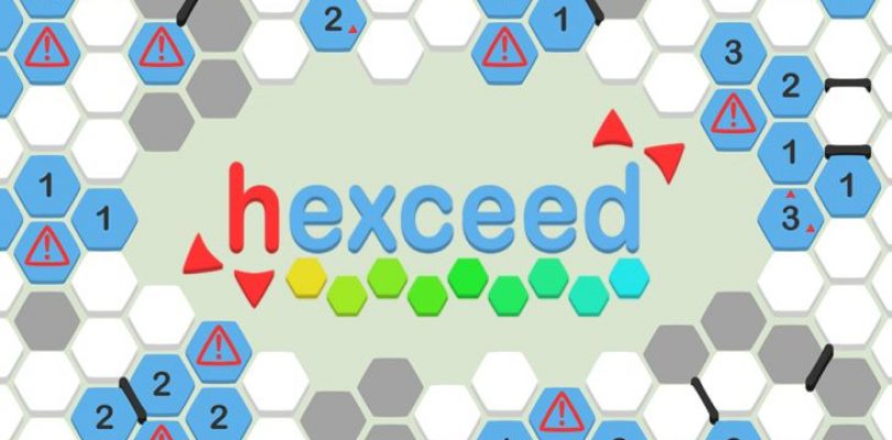 Oh gosh, I can't stop playing Hexceed