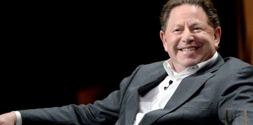 Bobby Kotick's salary and bonuses cut after 'shareholder feedback'
