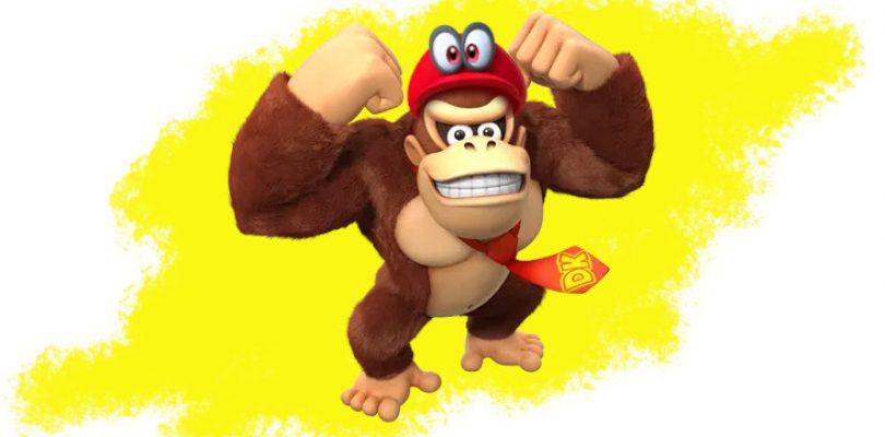 Rumour: A new Donkey Kong game may be coming from the Odyssey team