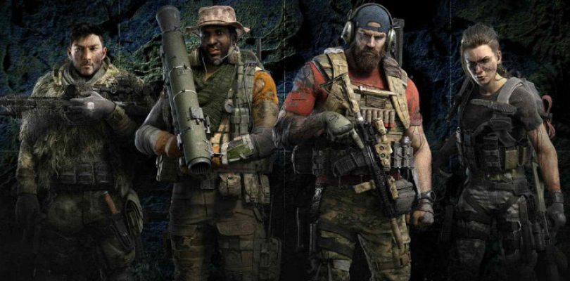 Ghost Recon Breakpoint's AI squaddies arrive next week