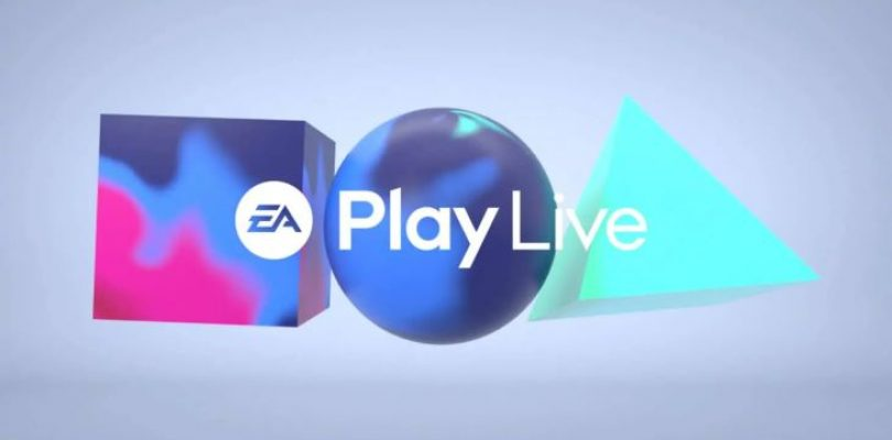 EA Play Live is happening in July this year