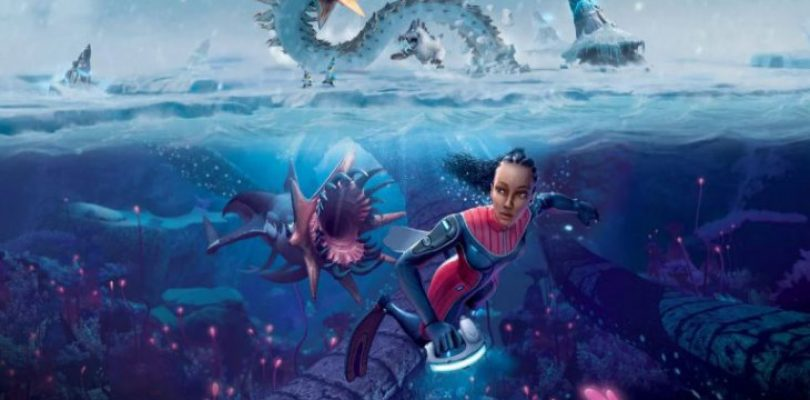 Get ready to dive as Subnautica: Below Zero leaves early access