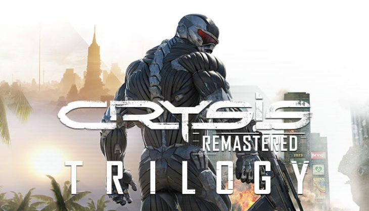 Crysis is joining the ranks of the remastered