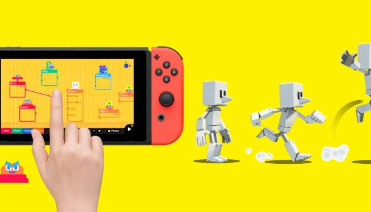 Review: Game Builder Garage (Switch)