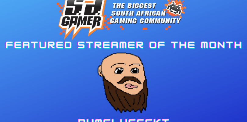 Featured Streamer of the month: Bumfluffski