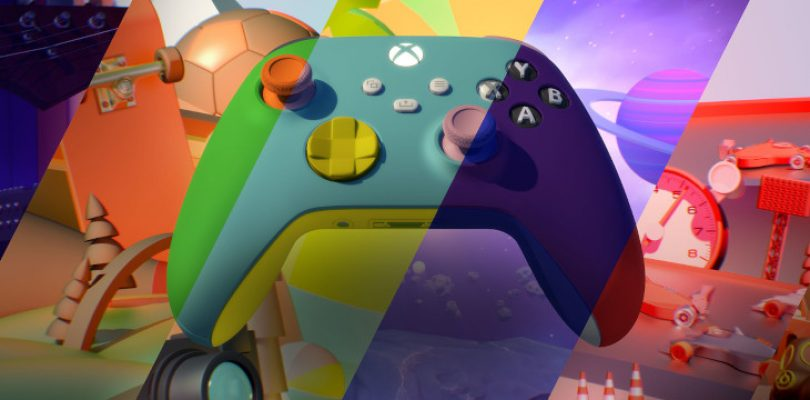 New Xbox controllers can now be custom-designed