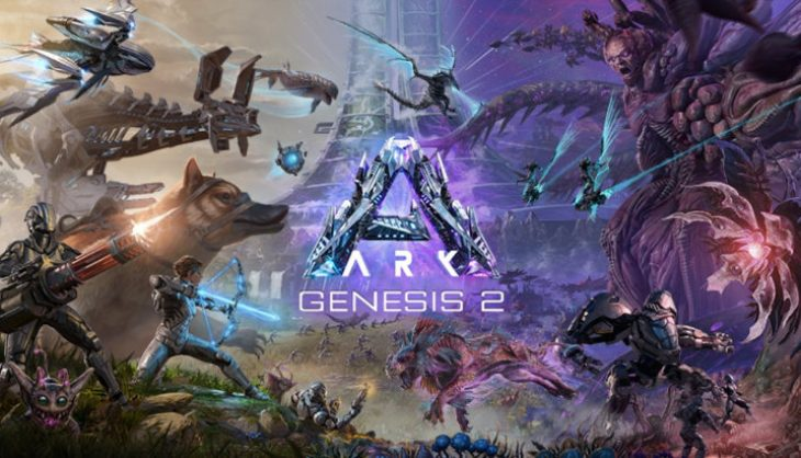 How many games are we playing in Ark: Genesis – Part 2?