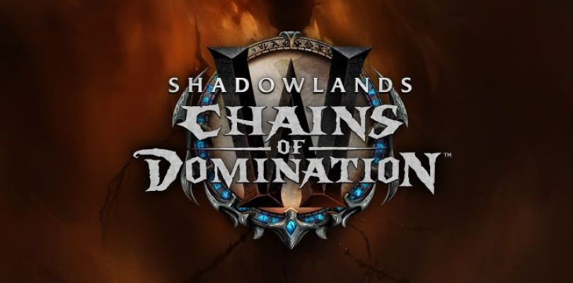 World of Warcraft: Shadowlands' Chains of Domination goes live at end of the month