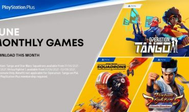 PS Plus will have us kicking and shooting each other in June