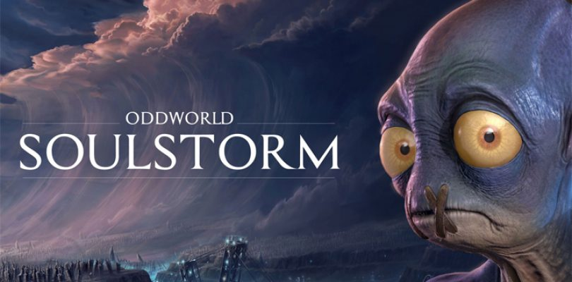 Oddworld: Soulstorm rated for Xbox