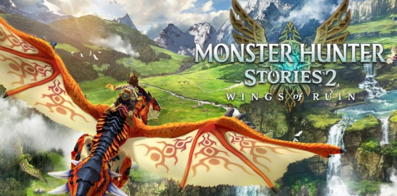 Monster Hunter Stories 2 Launch Trailer & title updates to come