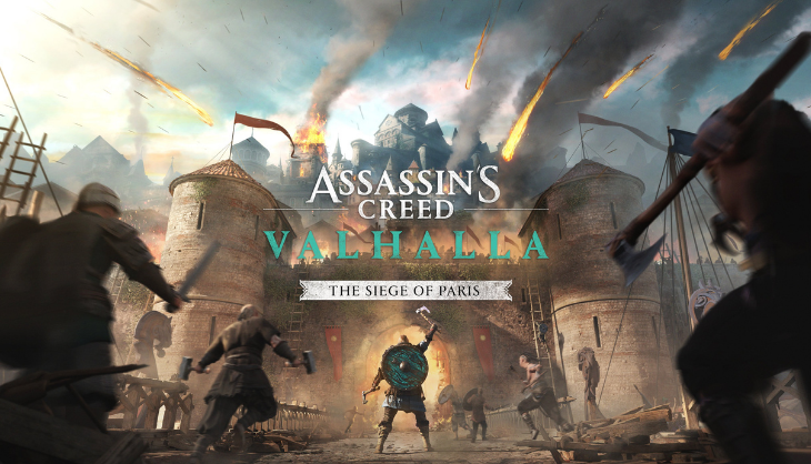 Assassin's Creed Valhalla's next expansion is on its way