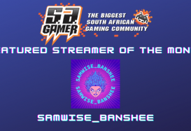 Featured Streamer of the month: Samwise_Banshee