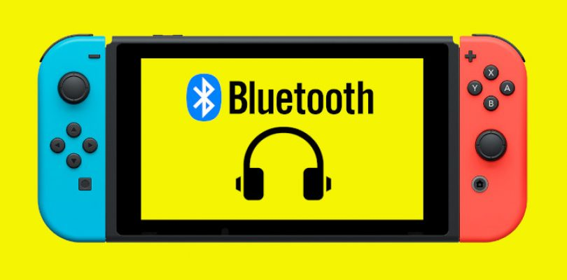 Nintendo just unexpectedly added Bluetooth Audio connectivity to the Switch