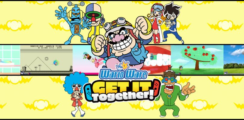 Review: WarioWare: Get It Together! (Switch)