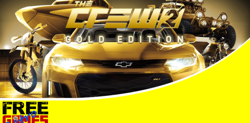 Free Games Vrydag: The Crew 2 Gold Edition (PS4)
