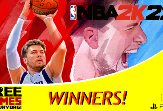 FGV Winners are gonna be shooting hoops and the weekly wrap-up!