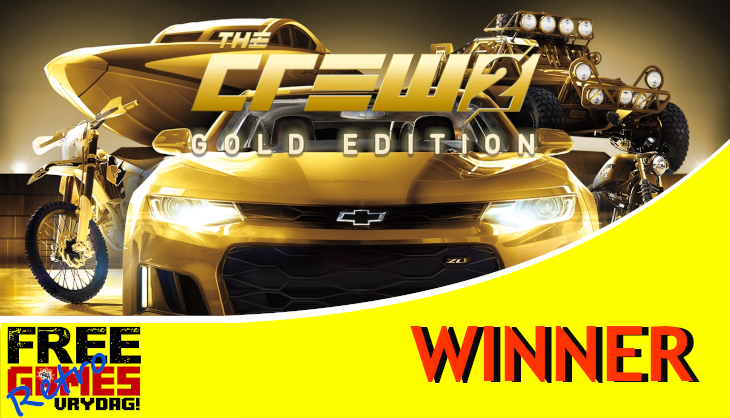 FGV Winner is driving in gold and our weekly wrap-up!